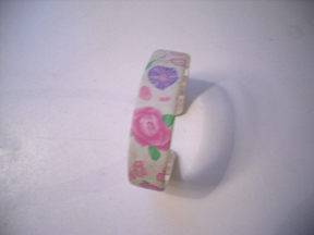 Polymer Clay Cane Rose